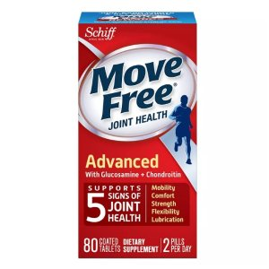 Buy 1 Get 1 Free + Get $2 offSelect Schiff Move Free products @ Walgreens