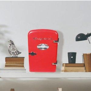 Frigidaire复古迷你小冰箱
