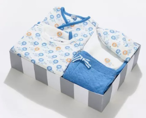 Spend $100 get 20% OffWelcome Baby Gift Box @ Janie And Jack