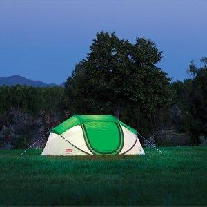 $49Coleman Pop-Up Tent @ Amazon.com