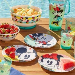 满£50享8.5折 米奇系列8折Disney官网 家居文具频道热促 收可爱水杯、日杂、周边小物