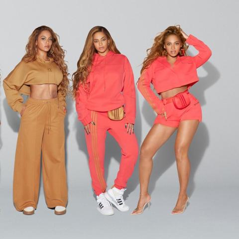 October 30thComing Soon: adidas x IVY PARK Beyoncé