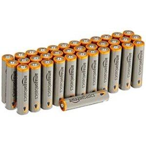AmazonBasics AA 1.5 Volt Performance Alkaline Batteries