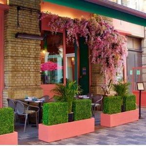 两道菜套餐现价£19/人(原价£48)Rumours Mayfair 伦敦少女心神仙下午茶热促中