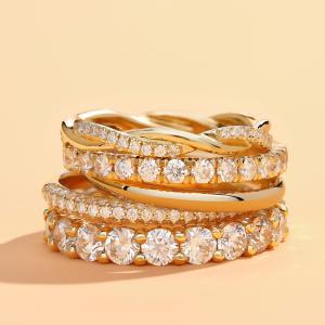 低至5折+免邮Blue Nile 精选钻石珠宝热卖 雪花钻石项链$318,钻戒$425起