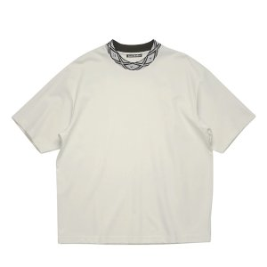 Acne Studios笑脸T恤