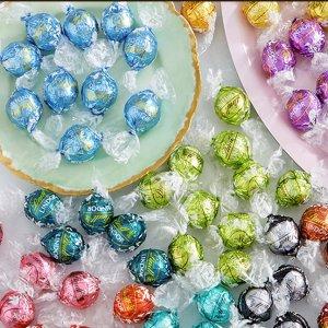 一颗仅$0.3 9月15日截止Lindt 松露夹心巧克力球 100颗仅$30 22种口味任你选