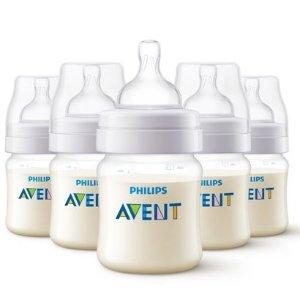 $11.99 & UpPhilips Avent Anti-colic Baby Bottle Clearance @ Walmart
