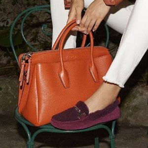 Up to 30% OffTod's Handbags and Shoes @ Rue La La