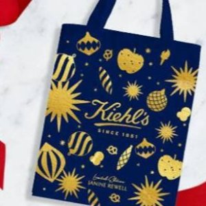 $20 Off + Free Exclusive GiftsDealmoon Exclusive: Kiehl's CASH OFF Event