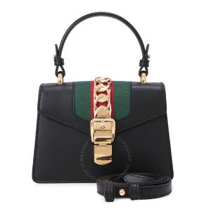 仅$1439.99(原价$2400)近期好价:Gucci Sylvie 经典款单肩包 限时额外8折