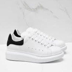 爆款7折!黑尾、粉尾超低价合集:Alexander McQueen 麦昆最新折扣优惠合集 收小白鞋、骷髅