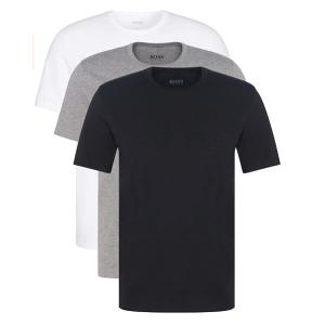 €20收T恤3件 每件仅€6.8!史低Prime Day 狂欢价:Hugo Boss 纯色T恤 越简单越有味道 永不会走出时尚的单品