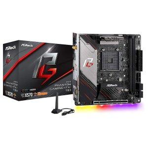 ASRock X570 PHANTOM GAMING-ITX/TB3 Mini ITX Thunderbolt 3 AMD Motherboard
