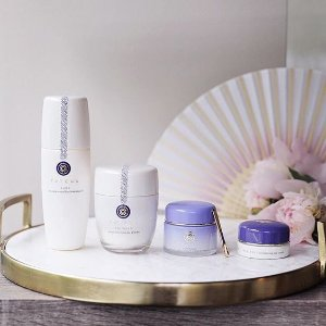 TATCHA 4-piece Kyoto Ritual for Timeless Radiance Set