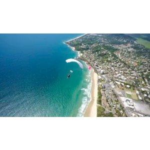redballoon满$199可立减$30Skydive over Sunshine Coast 跳伞