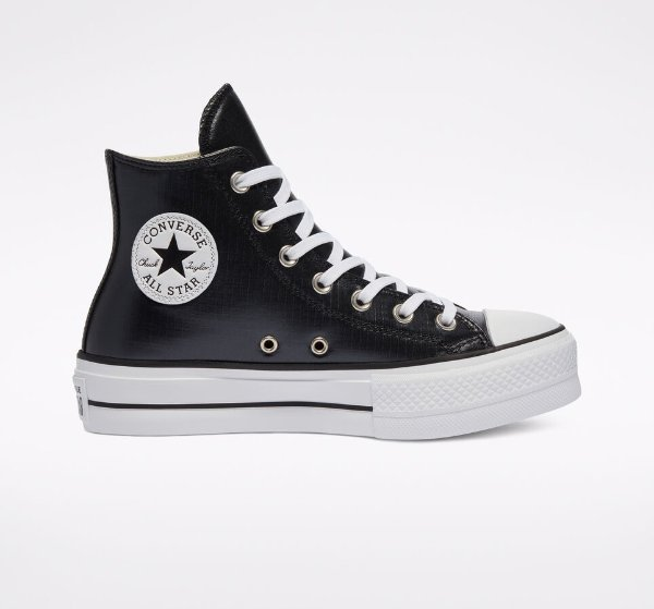 Glitter Shine Platform Chuck Taylor 女鞋