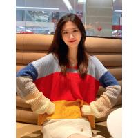 Pamela 彩虹毛衣