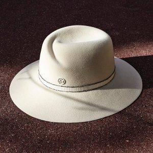 """低至6折 收断头熊针织帽CETTIRE 帽子专区,收帽子中的""""爱马仕""""Maison Michel"""