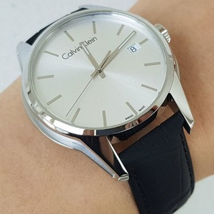 $4979% off Calvin Klein Men's Tone Watch