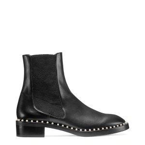 Stuart WeitzmanTHE CLINE 珍珠切尔西靴