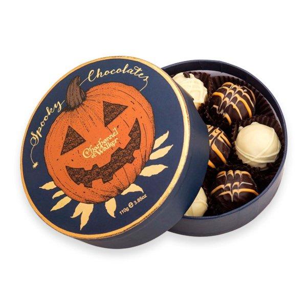 万圣节主题松露巧克力