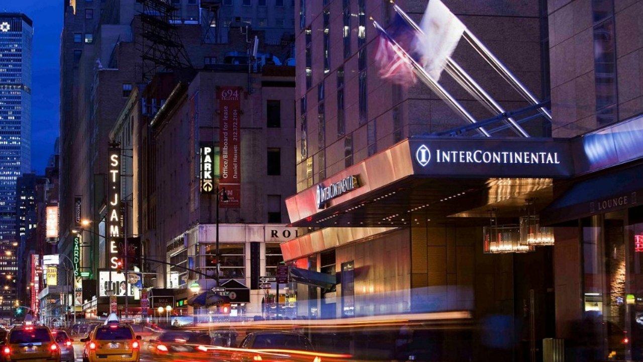 """IHG 洲际酒店集团福利大揭秘   纽约""""最满意酒店"""":时代广场洲际酒店 + 周边游玩介绍"""