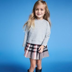 Up to Extra 35% OffKids Burberry @ Neiman Marcus
