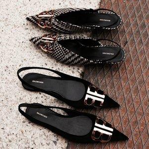4折起+叠7折 白菜价$39收Fila老爹鞋Jomashop 鞋履限时闪促 收Balenciaga封面款、小脏鞋$159