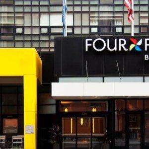 As low as $89 per nightNew York Time Square Four Points Hotel by Sheraton Saving
