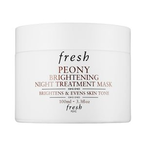 Peony Brightening Night Treatment Mask - Fresh | Sephora