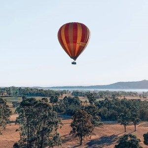 低至9折 $199俯瞰黄金海岸Redballon 热气球户外体验项目热促