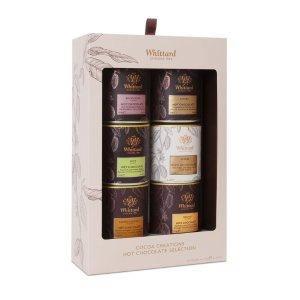 满£60赠英式茶礼盒:TIMEFORTEA热巧克力礼盒