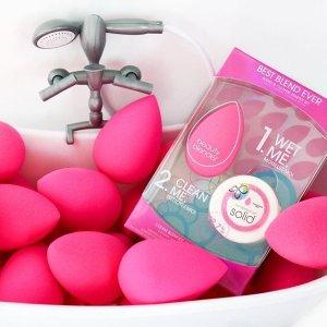 $31.2(原价$38)+ 送化妆包beautyblender 美妆蛋 好的妆容从工具开始