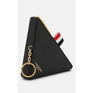 Thom BrowneTriangle Leather Coin Purse