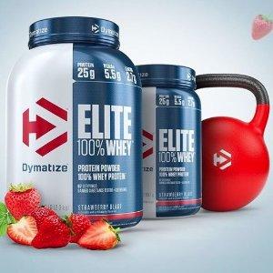 低至8折Bodybuilding.com官网 多品牌优选蛋白质产品促销
