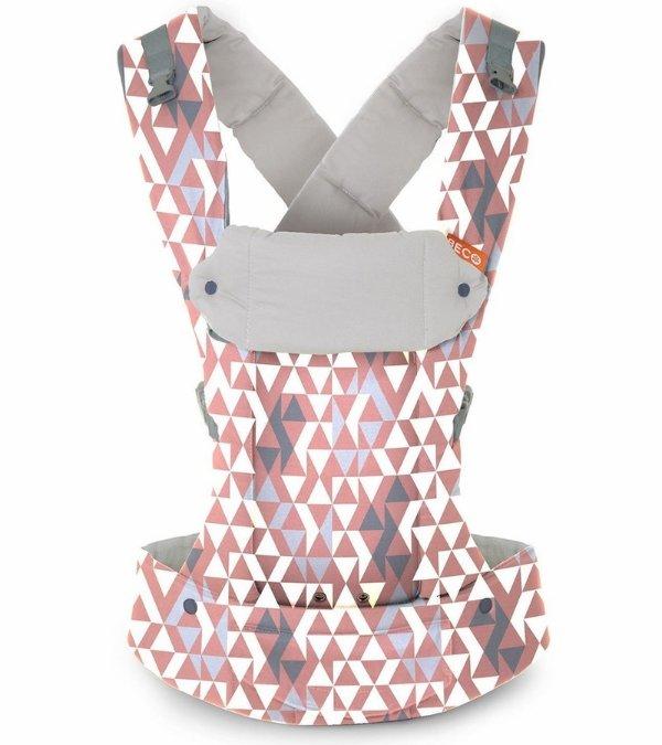 Gemini 四式婴儿背带 红白几何格