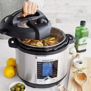 低至5折 史低$59收10合1电压力锅限今天:Amazon 精选厨房电器及用品特卖 Blendtec破壁机$169