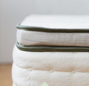 Avocado Green Mattress + Pillow-Top,Queen号