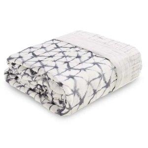 ADEN + ANAIS超大尺寸丝柔纱布毯