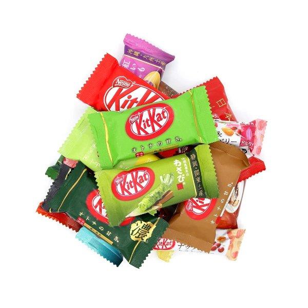 日式奇巧礼盒20口味60包