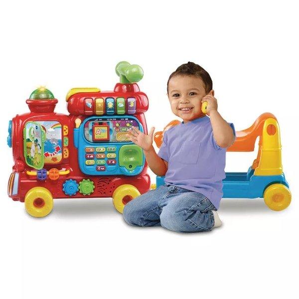 益智学习玩具车