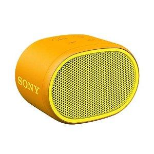 SonySRS-XB01 黄色