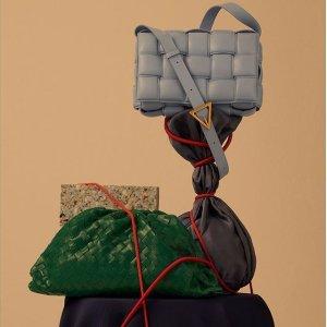 变相7.5折起 Arco立省$1470Bottega Veneta 定价优势收新款 枕头包、云朵包粉嫩新色
