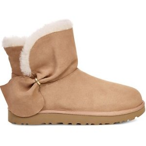 UGG AustraliaCLASSIC MINI TWIST 短靴