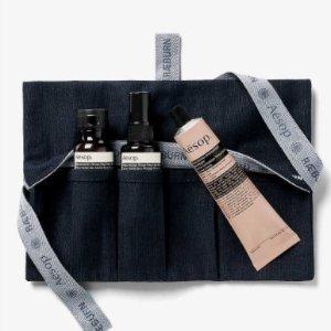 伊索限量套装£45Selfridges美妆新品:Byredo新香,Hermes春季口红热卖