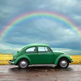 81年风雨路 故事终有结局最后一台大众 甲壳虫走进博物馆
