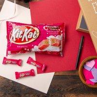KitKat 情人节特款覆盆子奶油口味