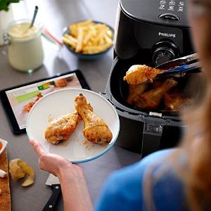 低至6.8折 无油空气炸锅£136 原价£200闪购:Philips 厨房电器 空气炸锅惊喜回归、榨汁机热卖