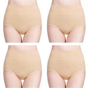 $25.98起 多色可选wirarpa 高腰内裤4条装 帮你隐藏肚子上的赘肉
